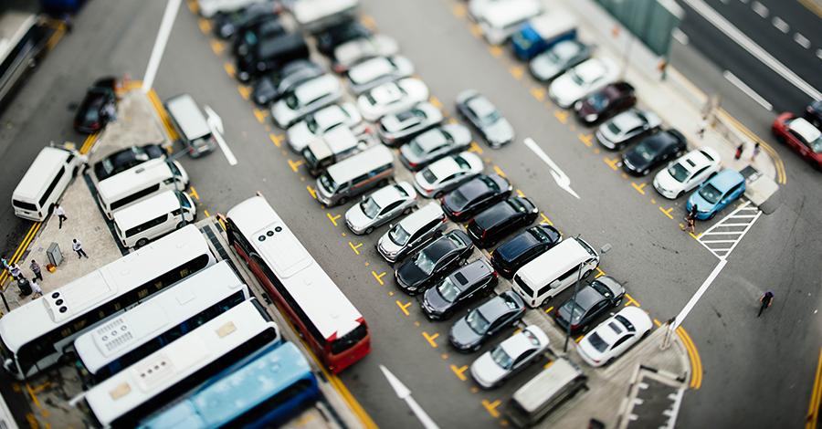 Online rezervačný systém pre platené parkoviská